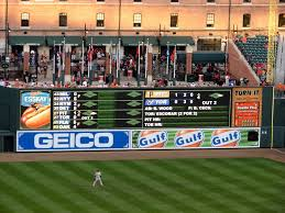 Baltimore Camden Yards Seating Chart Best Of Oriole Park At Camden Yards Baltimore Orioles