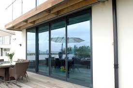 aluminium patio sliding doors from shaws of brighton