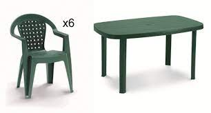 green garden table and chairs off 54