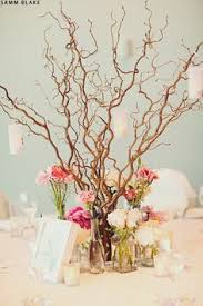 branches with low blooms great way to have a natural twig look w