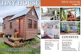 tiny house magazine. Fine Tiny Inside Tiny House Magazine
