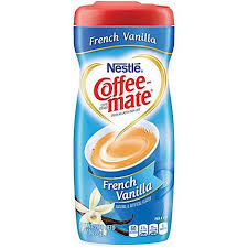 Just like the cereal, the cinnamon toast crunch creamer tastes like cinnamon, brown sugar, and hints of toasted cereal. Coffeemate Coffee Creamer French Vanilla 15 Oz Vons