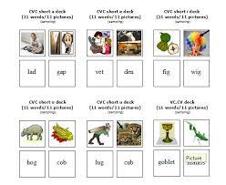 Match It Vocabulary Cvc Mv1 18 00 Zen Cart The Art Of E