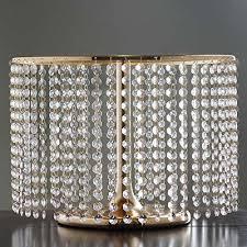 efavormart gold crystal pendants metal chandelier wedding cake stand 12 tall b01n21xl9g