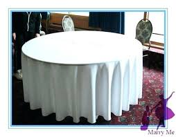 90 inch round white plastic tablecloths lace polyester tablecloth in table cloth for wedding sy