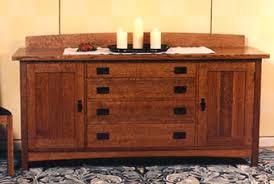 craftsman furniture. Craftsman Buffet # 4040 Furniture
