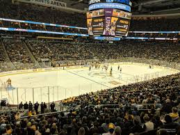 Ppg Paints Arena Section 115 Pittsburgh Penguins