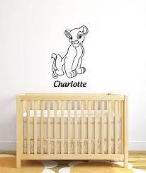 kids baby room nursery animal decor 4lk