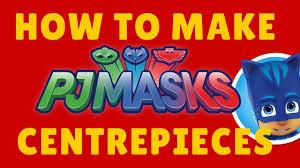 Pj Mask Party Decorations FREE PJ MASK PARTY DECORATIONS PRINTABLES OWLETTE GEKKO CATBOY 51