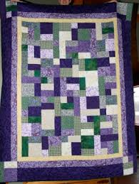 Yellow Brick Road Quilts - An Atkinson Designs Pattern | Quilts By Jen & Purple, Yellow & Green Quilt Adamdwight.com