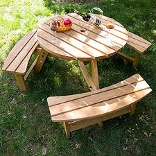 home picnic tables