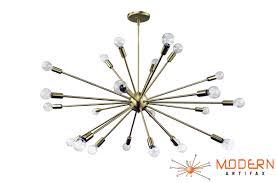 top 34 magic sb starburst chandelier satin brass sputnik in diameter with arms htm mid century