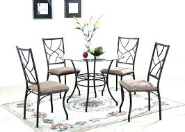 glass top kitchen table with chairs glass top table set outstanding glass kitchen table four dining