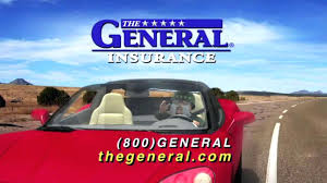 the general car insurance commercial national login