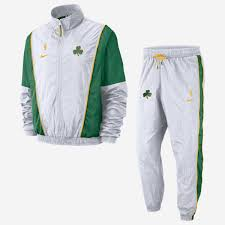 A trip nike hey heat, do you want this last vice jersey to be pink or blue? the miami heat jerseys are the los angeles chargers jerseys of the nba. Boston Celtics Courtside City Edition Tracksuit