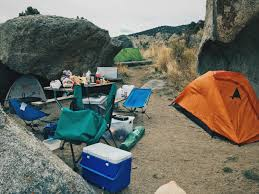 Camping Trip First Camping Trip Of The Year City Of Rocks Idaho Camping