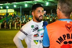 Bochecha tem contrato com o Porto Velho F.C para 2019 (Foto: Glerison Souza)