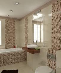 Badezimmer Gold Mosaik - Design