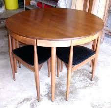 mid century modern round dining table and chairs for 8 mid century modern round dining table and