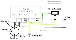 nippondenso alternator electrical instruments by lotuselan net alternator wiring copy jpg and