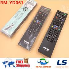 sony internet tv. replacement remote control rm-yd061 for sony led internet tv kdl-32ex720 32ex729 40ex720 sony tv