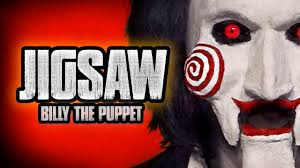 jigsaw makeup tutorial billy the puppet