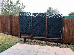 decorative fence panels pier infills
