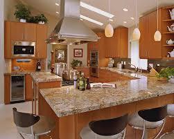 Granite For Kitchen Granite For Kitchen Awesome Kitchen Island With Super White