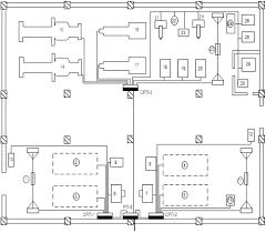 Курсовая работа Электрические нагрузки промышленных предприятий  Для распределения электроэнергии по отдельным электроприёмникам можно установить три силовых распределительных пункта СРП 1 СРП 2 и СРП 3