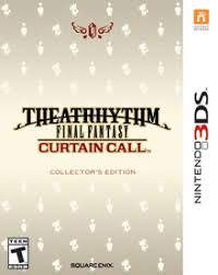 Download 3DS CIAs: Theatrhythm, final Fantasy: Curtain, call