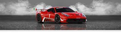 Drive A Ferrari 458gt Race Car Dream Racing
