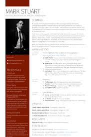 Artistic Director Resume Samples Visualcv Resume Samples Database