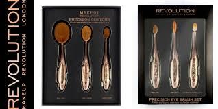 makeup revolution usa launches precision brush sets main