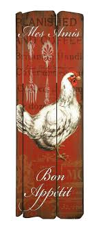 Rooster Wall Decor Kitchen 17 Best Images About French Signs On Pinterest Stencils