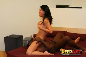 Asian black man porn woman