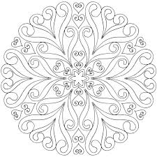 Free Mandala Coloring Pages Pdf Eco Coloring Page Mandalas 756