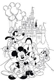 Mickey Mouse Clubhouse Coloring Pages Online Pages Unique Minnie
