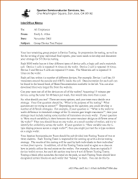 Example Of An Interoffice Memo 24 Interoffice Letter Format Lease Template 24