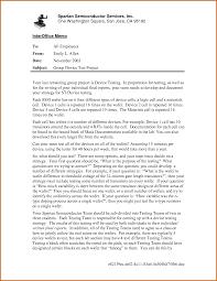 Interoffice Memo Format 24 Interoffice Letter Format Lease Template 16