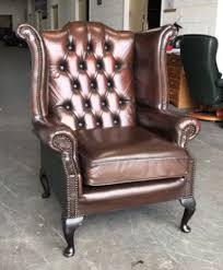 antique armchairs for sale ireland. ox blood leather chesterfield wingback chair we deliver uk w antique armchairs for sale ireland