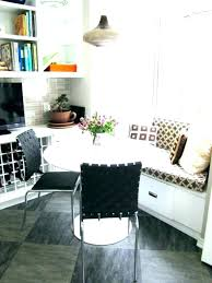 banquette with round table banquette with round table banquette with round table round table with bench
