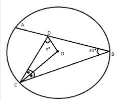 a hard geometry problem on circle mathematics stack exchange a circle