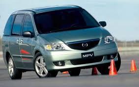 2003 Mazda MPV - Information and photos - ZombieDrive