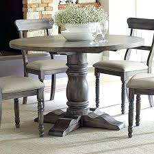 farmhouse round dining room table amazing round farmhouse dining table gray wash threshold on rustic farmhouse dining room table sets