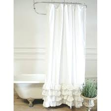 Extra Long White Shower Curtain Jyugoninfo