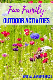 Fun family outdoor activities to celebrate Mothers Day Special