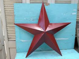 Metal Star Wall Decor Rustic Metal Star Wall Decor Large 24 Inch Americana Rustic Metal