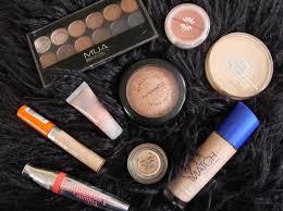 5 minute makeup autumn morning makeup routine