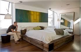 Bachelor bedroom