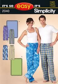 Pajama Pants Sewing Pattern Awesome Ideas